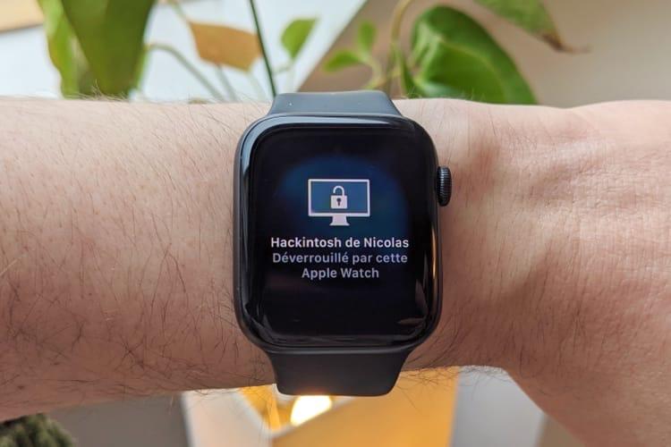 Astuce : que faire si votre Mac ne veut plus activer le déverrouillage avec AppleWatch?