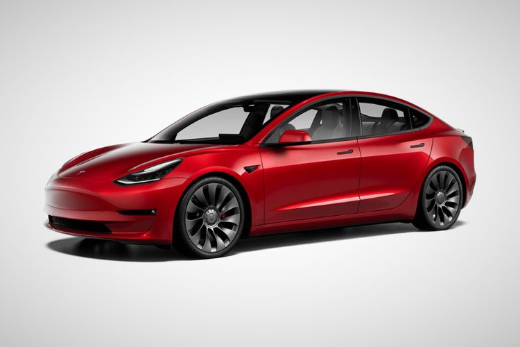 Tesla commence à livrer des Model3 Made in China en Europe