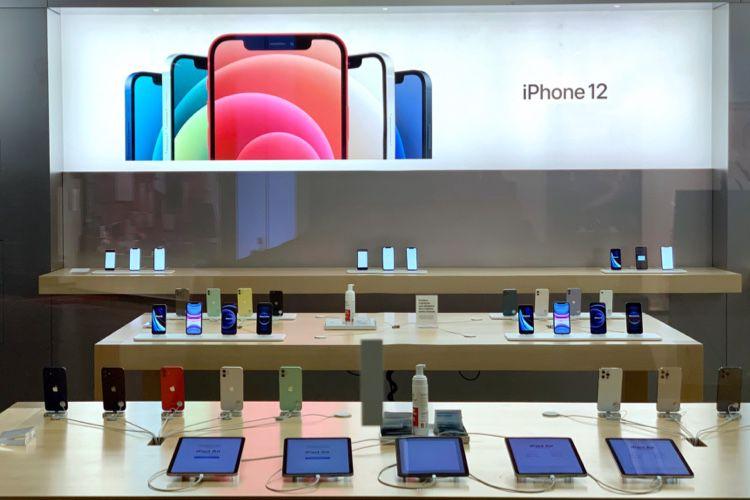AppleStore : des créneaux et des dispos pour du shopping