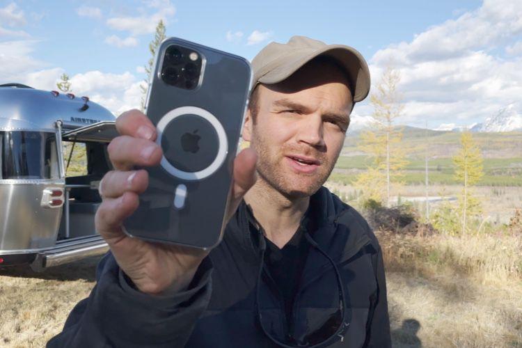 Photo : Austin Mann apprécie les progrès de l'iPhone12Pro, en attendant le Max