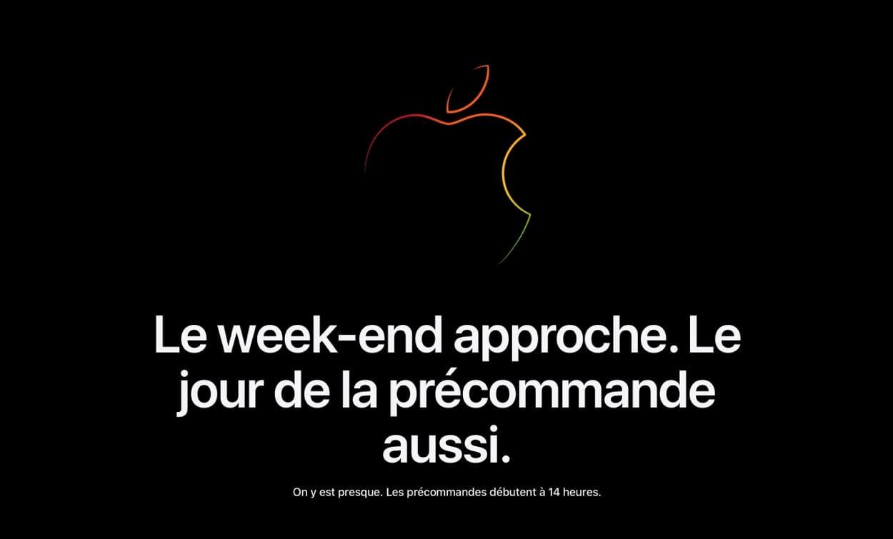 L Apple Store Ferme Ses Portes Pour Preparer Les Precommandes A 14 Heures Macgeneration