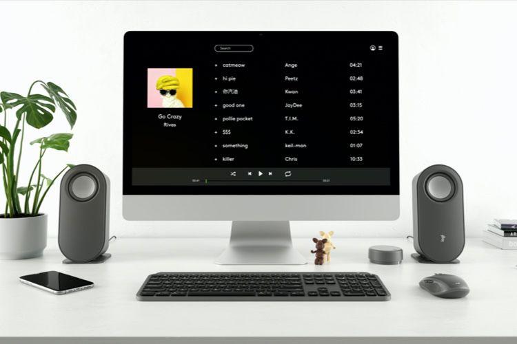 Logitech Z407, de nouveaux haut-parleurs 2.1 Bluetooth pour ordinateur
