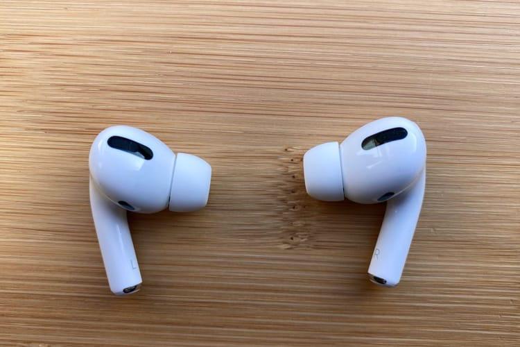 Apple sortirait les AirPods3 et AirPods Pro2 en 2021