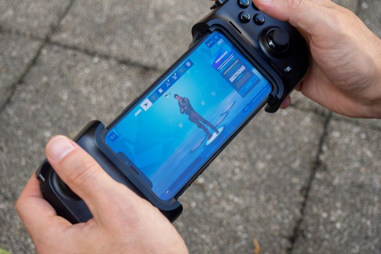 Test de la manette Razer Kishi pour iPhone