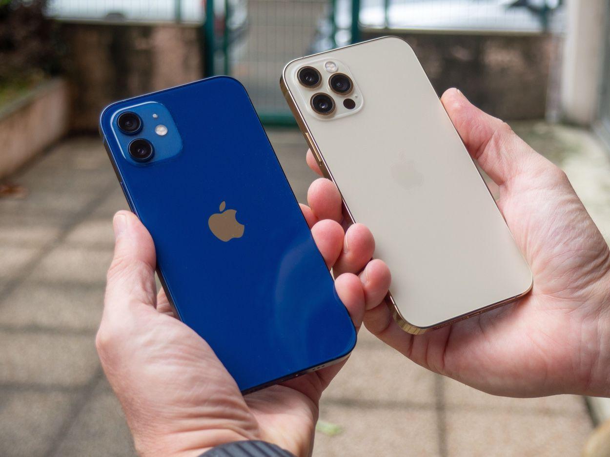 IPhone 12 et 12 Pro: leur résistance aux chutes testée