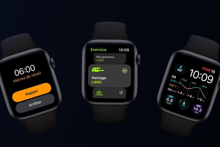 En cas de problèmes avec watchOS 7, Apple conseille de réinitialiser son AppleWatch