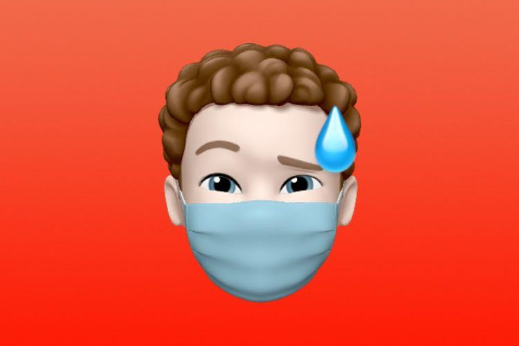 Le mystère de Face ID qui déverrouille les visages masqués