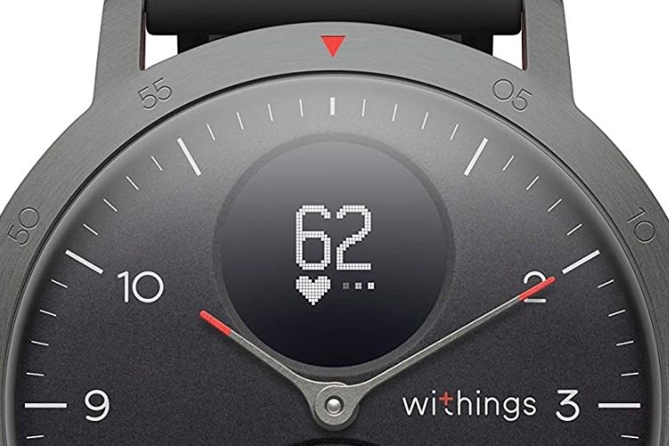 Amazon Prime Day : la montre Move ECG de Withings à 95 € (-34 €)