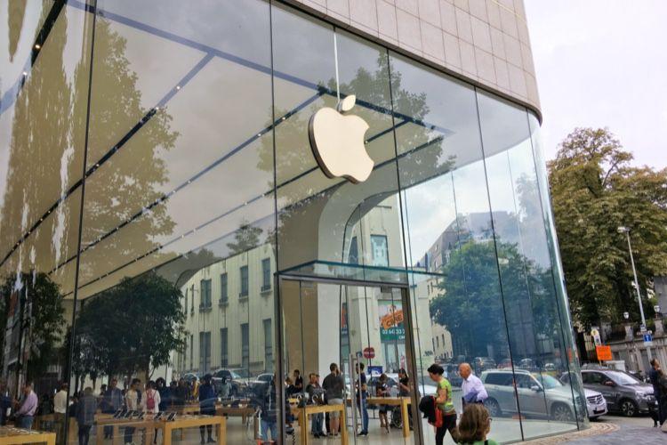 L'AppleStore de Bruxelles ferme ses portes à partir de dimanche