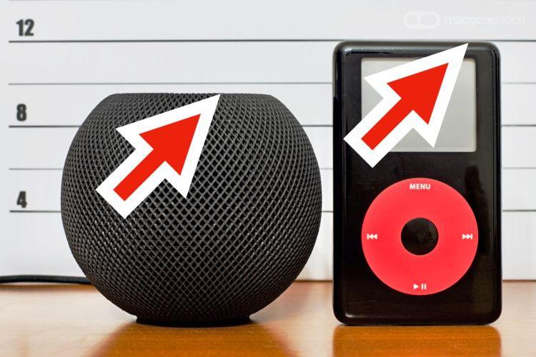 image en galerie : Finalement, si, le HomePod est vraiment mini!