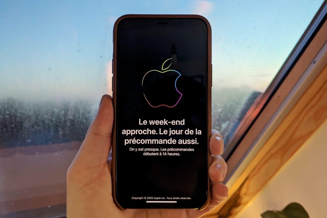 L'Apple Store a fermé ses portes pour les nouveaux iPhone