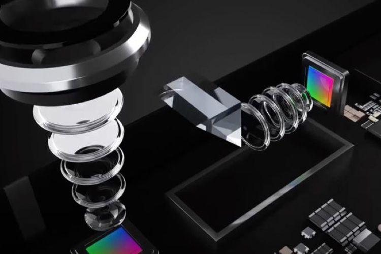 Apple pourrait utiliser un téléobjectif périscopique de Samsung