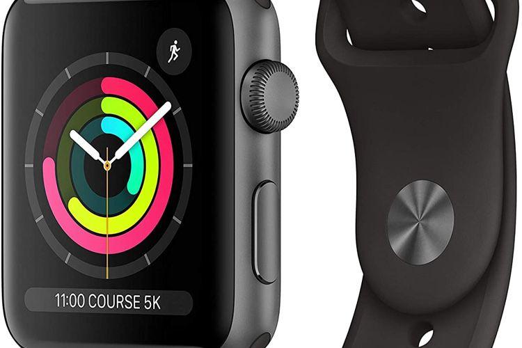Promo : l'AppleWatch Series3 à partir de189€
