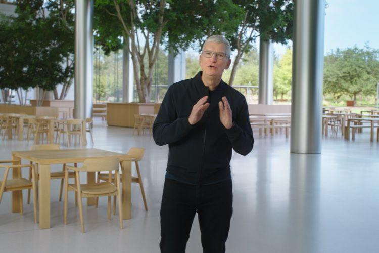 video en galerie : Voir ou revoir le keynote où le Mac a hérité de l'iPhone