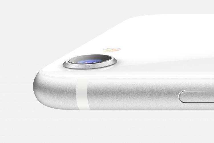 L'iPhone SE 2 peut faire du bruit avec son appareil photo