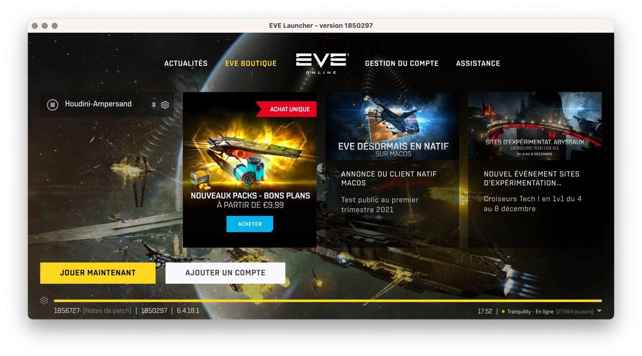 Eve Online Mac Os
