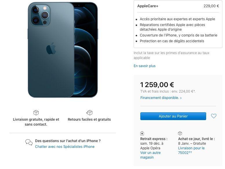 IPhone 12 : Vers un niveau de ventes jamais vu pour Apple ?