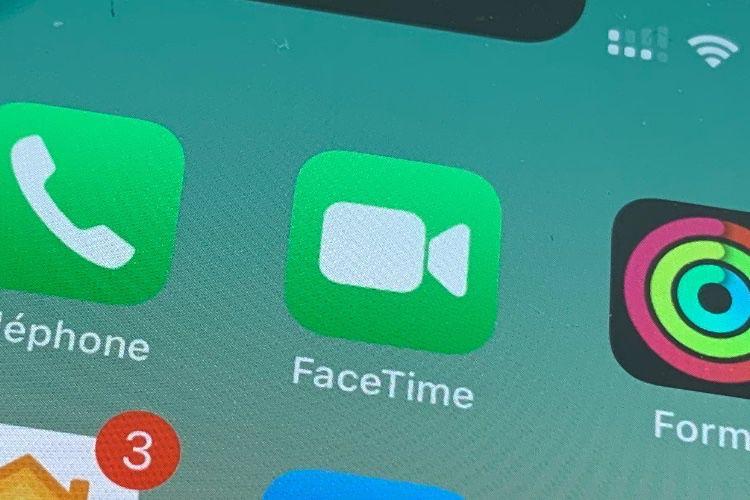 iOS 14.2 a activé FaceTime HD 1080p sur les iPhone8 à 11