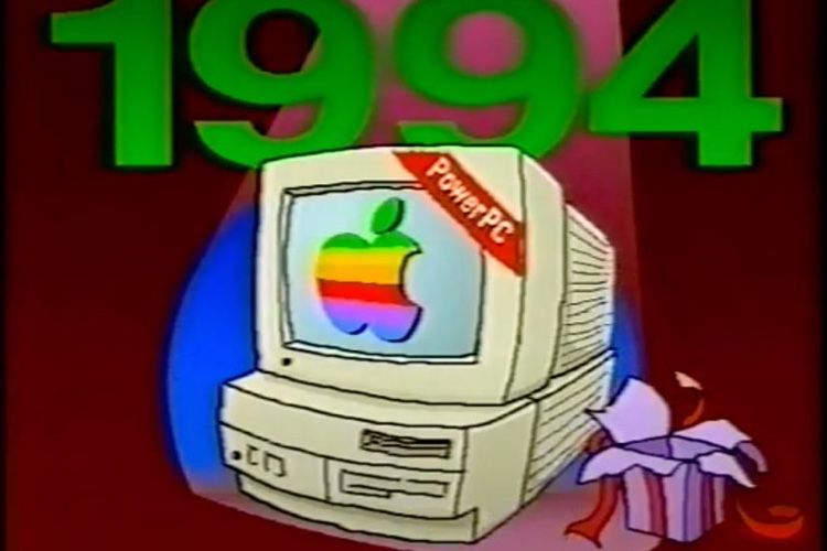PowerPC : la transition en 1994 vue d'Apple Europe