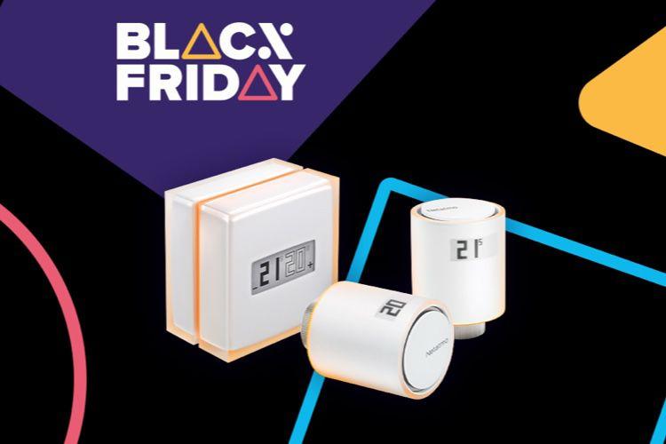 Black Friday: les meilleures offres HomeKit (Netatmo, Hue, Eve…)