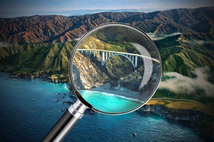 Connaissez-vous le pont de Bixby Creek?