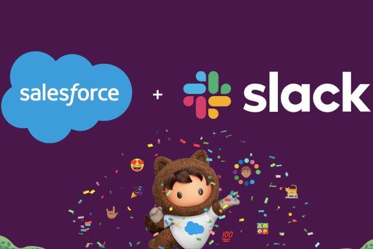 Pour près de 28 milliards de dollars, Salesforce s'offre Slack