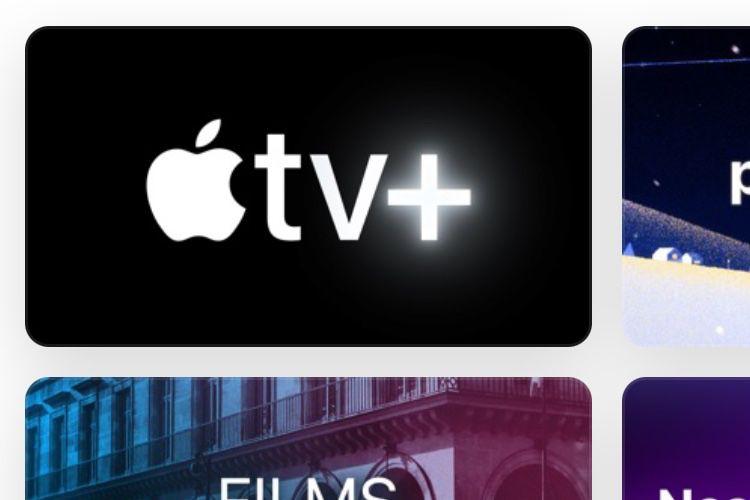 App AppleTV : un onglet dédié à AppleTV+ et une recherche améliorée 🆕