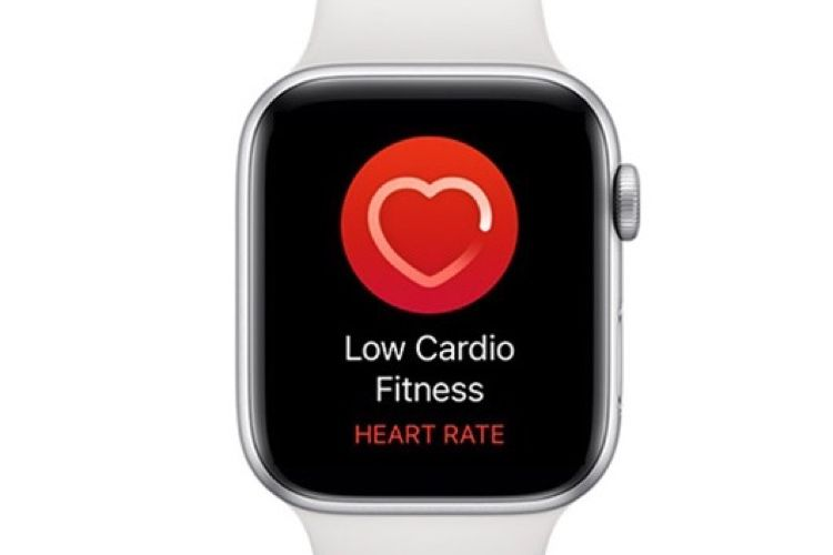 Apple Watch : comment activer les notifications de santé cardiovasculaire