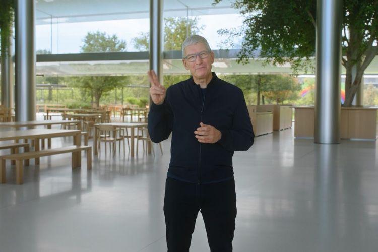 Y aura-t-il une nouveauté Apple le 8 décembre?