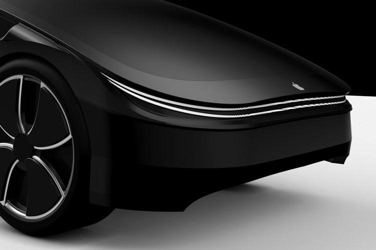 video en galerie : Que pensez-vous de ce concept de voiture Apple?