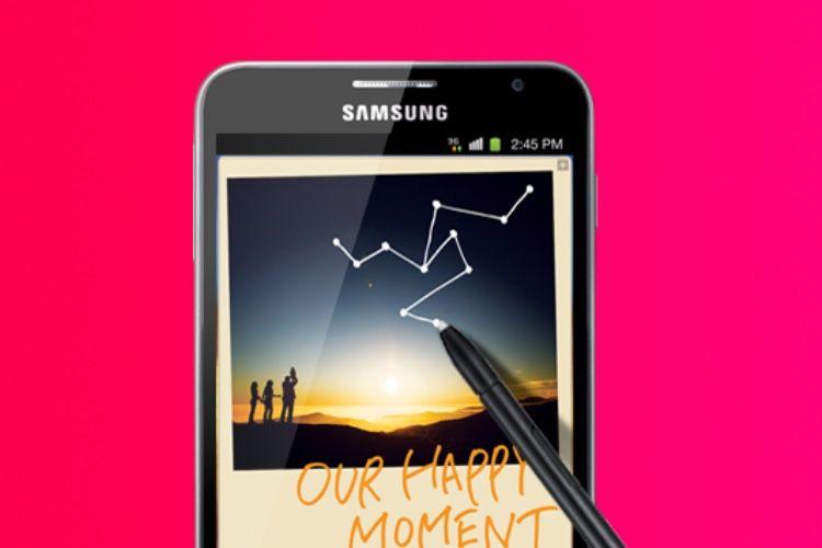 Samsung mettrait un terme à la gamme Galaxy Note