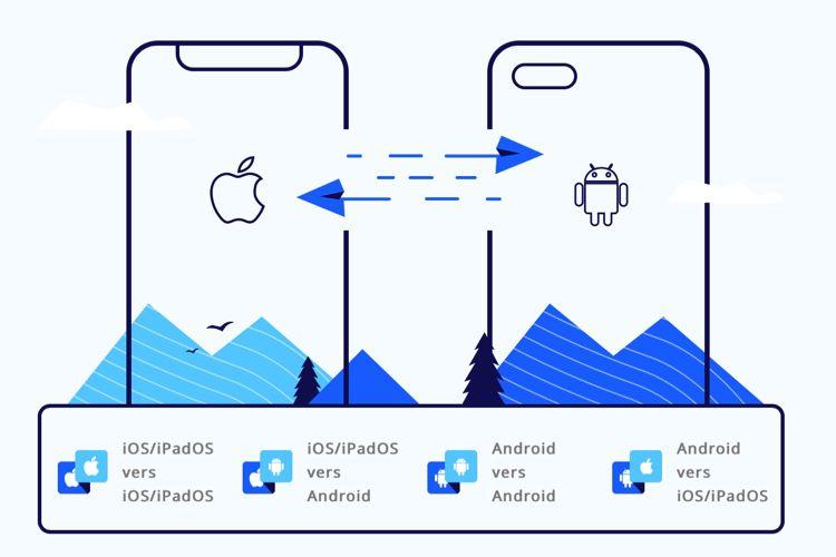 PhoneTrans : transférer les données de votre ancien mobile vers l'iPhone 13 📍