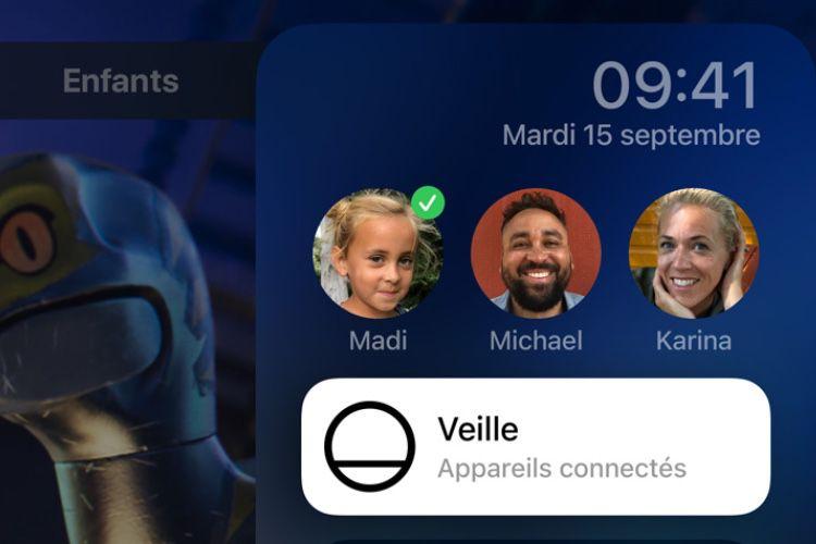 Brevet : Apple planche sur le multi-utilisateurs iPhone et iPad