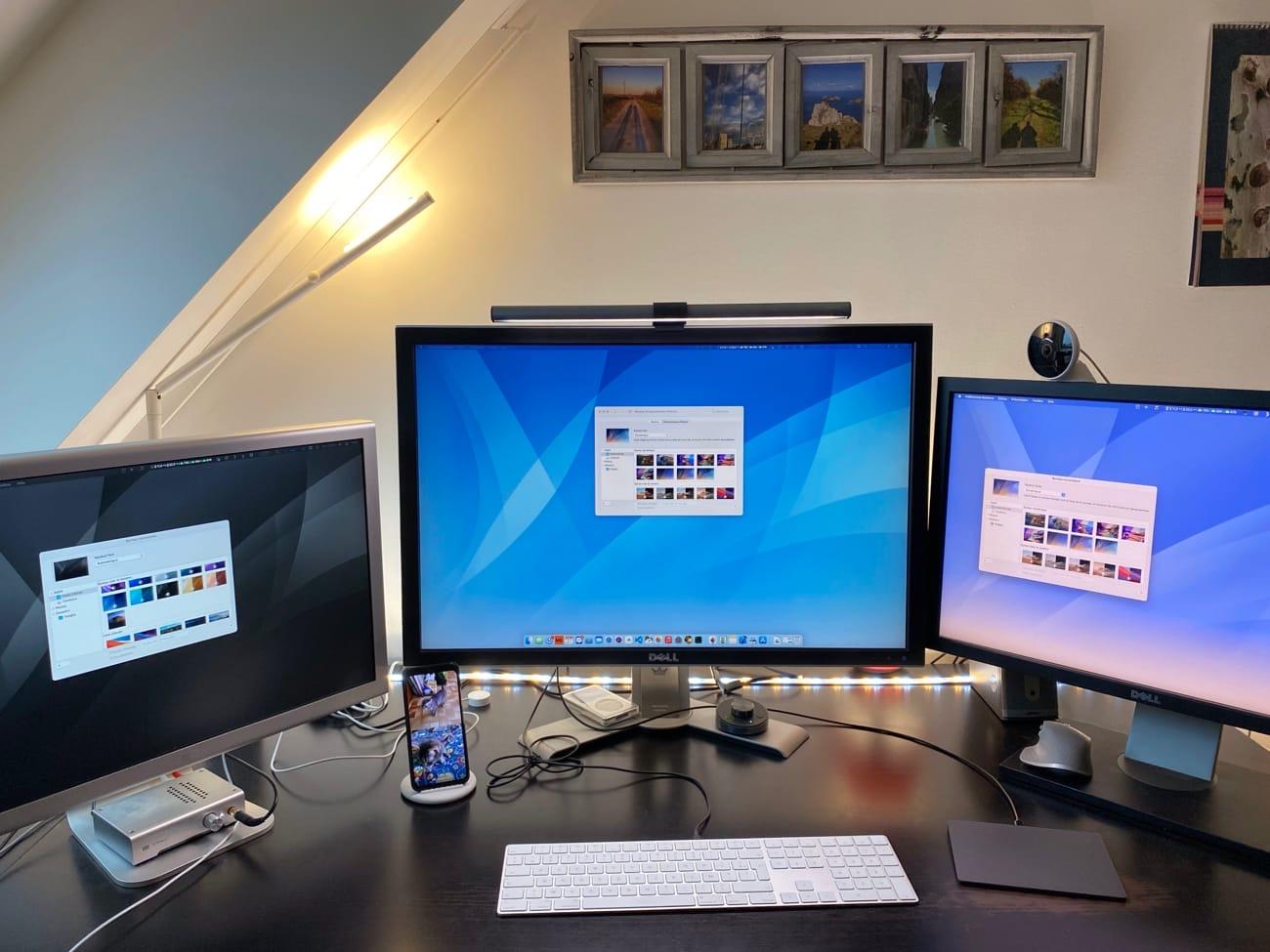 Aqueux, une version moderne et dynamique du fond d'écran de Mac OS X Tiger | MacGeneration