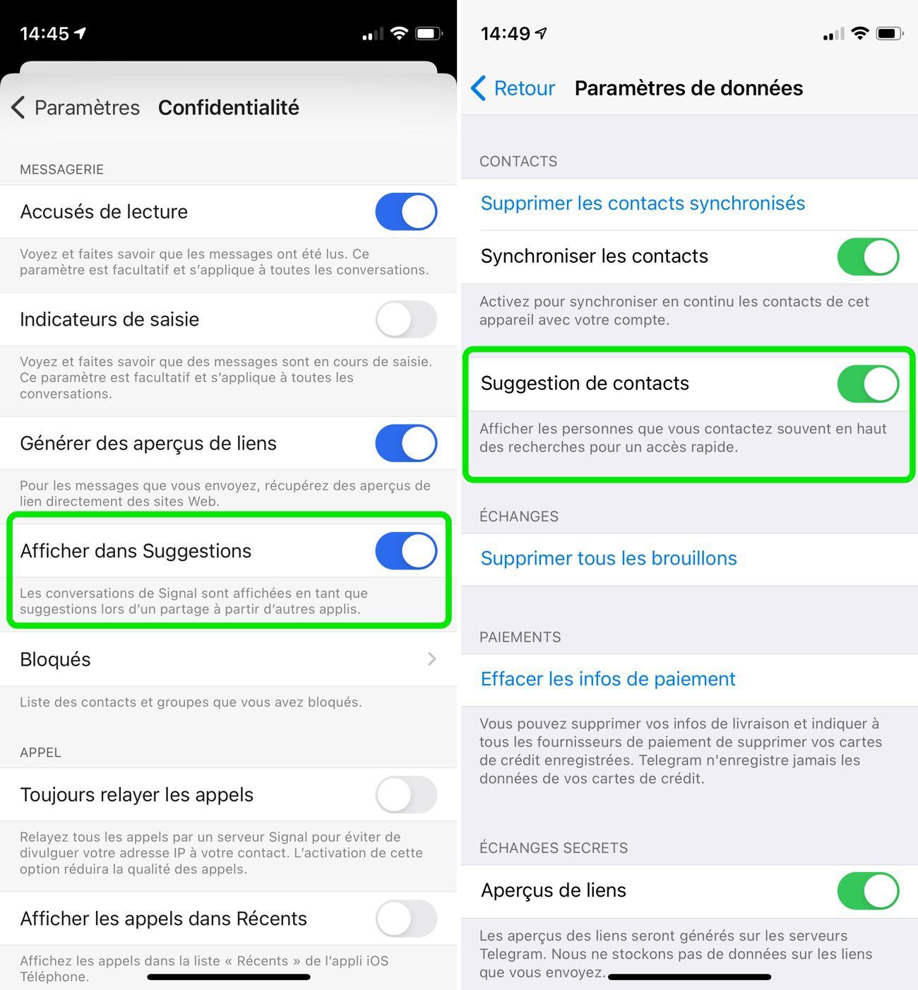 Ce message de l'application aux utilisateurs suscite des interrogations — Togo / WhatsApp