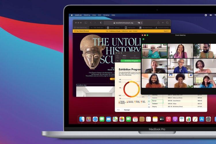 Début de baisse de prix pour le MacBookPro M1