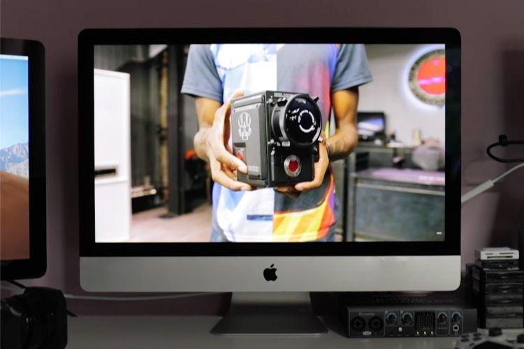 Comment recycler un iMac 5K en écran 5K, en plein d'étapes pas facile-facile
