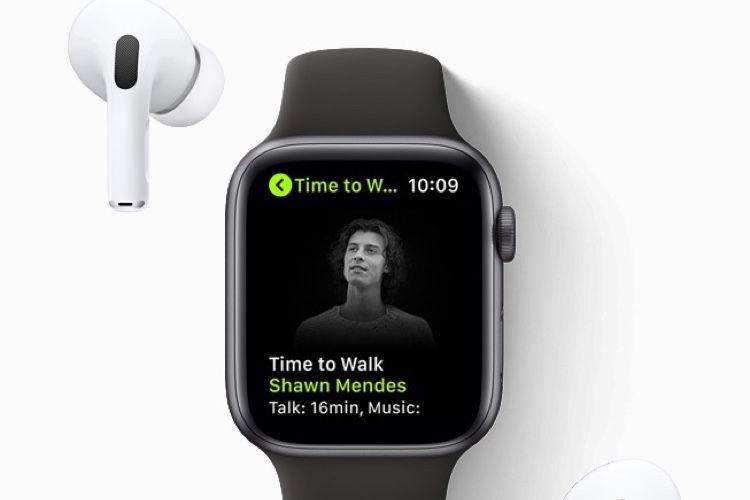 Apple lance «Place à la marche» pour Fitness+ et l