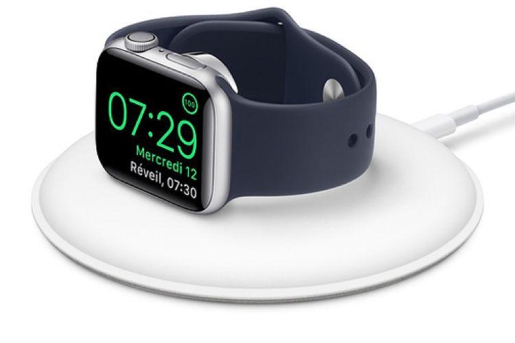 Promos AppleWatch : station de charge Apple à 49€, SE à 269€, Series 5 cellulaire à 349€