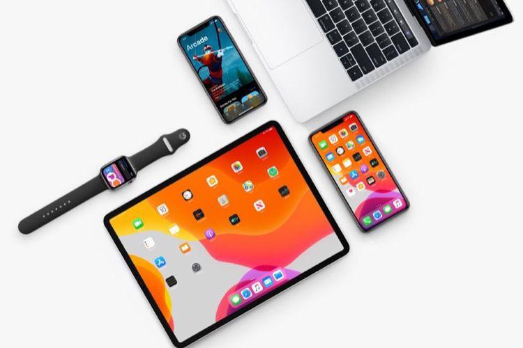 Apple - iOS & WatchOS  - cover