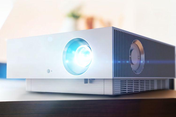 LG commercialise un vidéo-projecteur 4K avec AirPlay2 et HomeKit intégrés