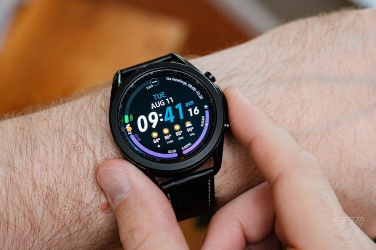 Samsung active les mesures cardiaques de ses montres connectées en Europe