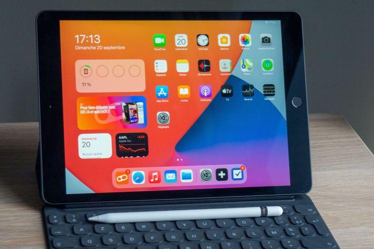 Soldes: l'iPad 8 de 128 Go était à 349€, l'iPad Air 3 à partir de 469€ 🆕