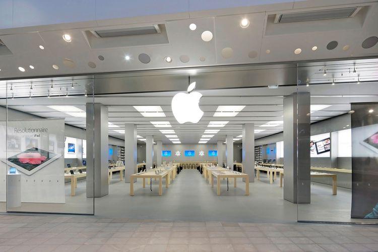 Les horaires des AppleStore s'accordent au couvre-feu