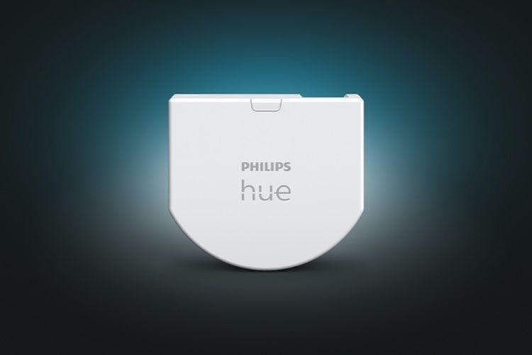 Domotique : un micromodule Philips Hue à brancher derrière un interrupteur mural
