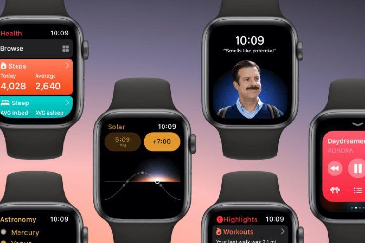 Concepts : des idées d'apps, cadrans et widgets pour watchOS8