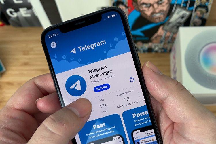 Apple sous pression pour supprimer Telegram, qui fait le ménage dans les canaux haineux