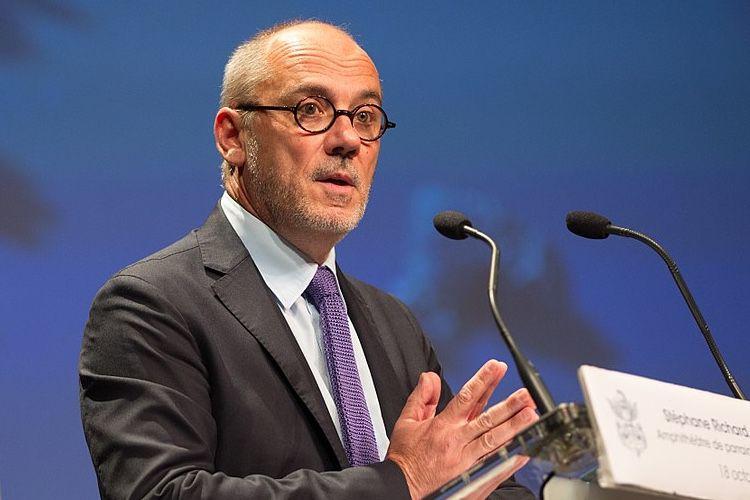 « Obscurantisme », « écologie punitive » : Stéphane Richard tape dur sur les opposants à la 5G