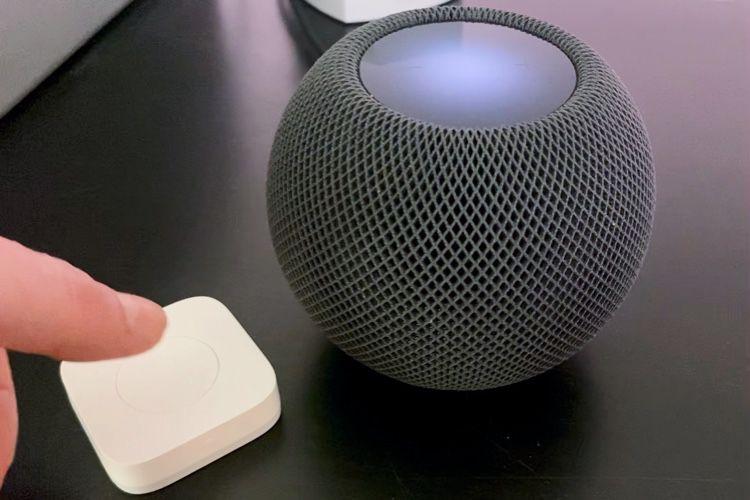 Astuce HomeKit: un interrupteur pour contrôler la lecture d'un HomePod
