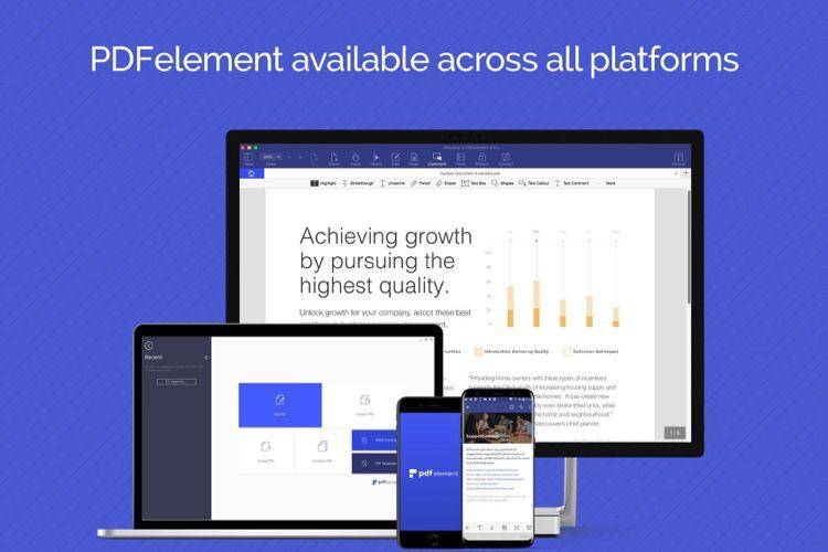 PDFelement 7 : le meilleur éditeur de PDF sur macOS et iOS  📌